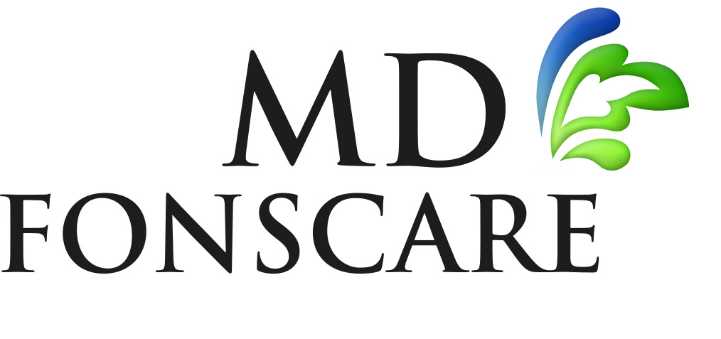 MD FONSCARE S.a.s Logo Design and Visual Identity